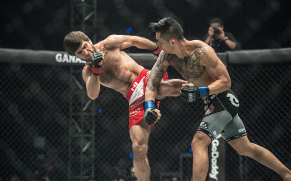 Image for Martin Nguyen Knocks Out Marat Gafurov to be Crowned ONE Featherweight Champion