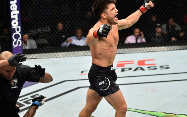 Image for Henry Cejudo and the development of a wrestle-boxer