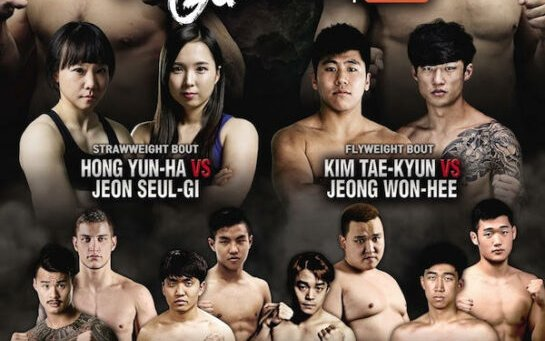 Image for 'ROAD FC 043: Young Guns 37' Announced