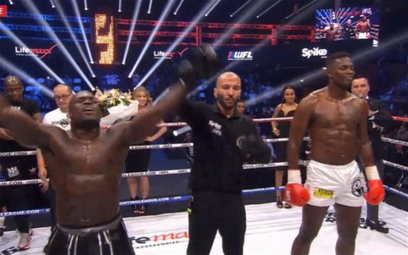 Image for WFL Final 16: Melvin Manhoef wins final kickboxing fight, finally gets one over on longtime rival Bonjasky
