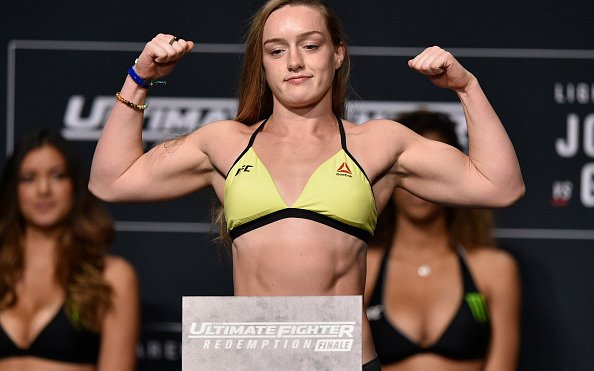 Image for Aspen Ladd looks to make it 6-0
