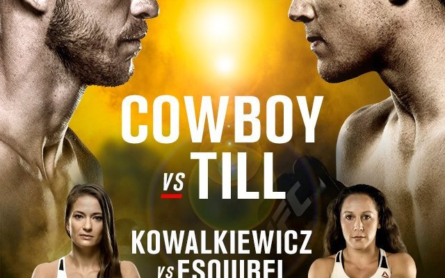 Image for UFC Fight Night 118 Live Results