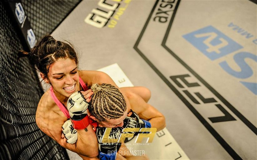 Image for Mackenzie Dern Signs with Invicta FC