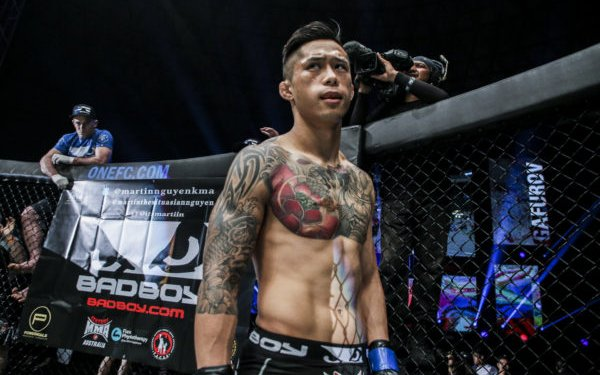 Image for Martin Nguyen becomes two-division champ at ONE: Legends of the World
