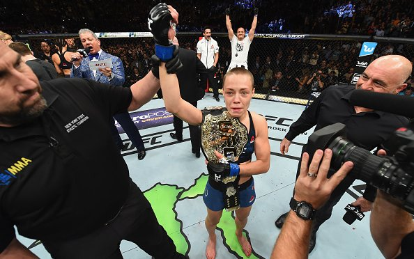 Image for Rose Namajunas Defends Title Against Jessica Andrade at UFC 237
