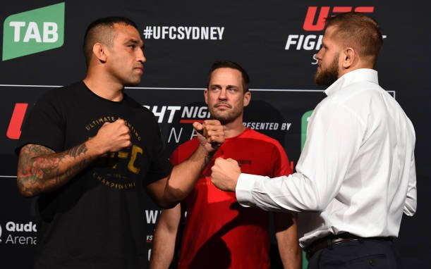 Image for UFC Fight Night 121 Live Results
