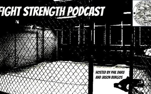 Image for Fight Strength Podcast: Episode 27 MMA Year in Review