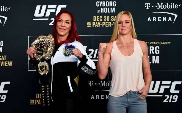 Image for UFC 219 Live Results