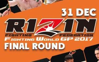Image for RIZIN Fighting World Grand-Prix 2017: Final Round – Live Results