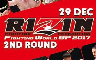Image for RIZIN Fighting World Grand-Prix 2017: 2nd Round – Live Results and Stream