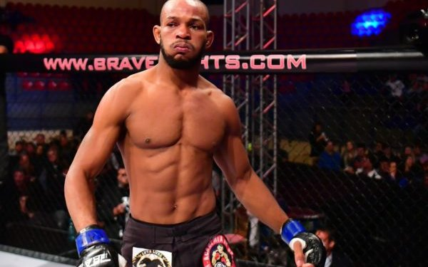Image for After debut TKO win at Brave, Carlston Harris targets Fakhreddine next
