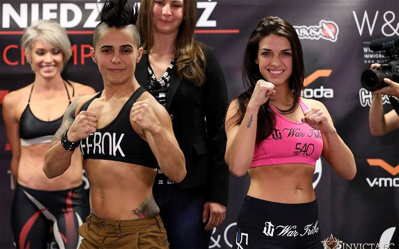Image for Mackenzie Dern Wins Promotional Debut at Invicta FC 26