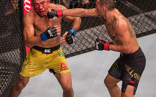 Image for UFC 218 – The Bodies Have Hit the Floor