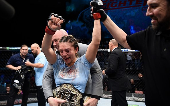 Image for Seven Potential Opponents for Nicco Montano's First Title Defense