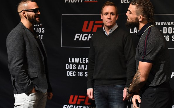 Image for UFC on FOX 26: 6 Most Potentially Violent Fights