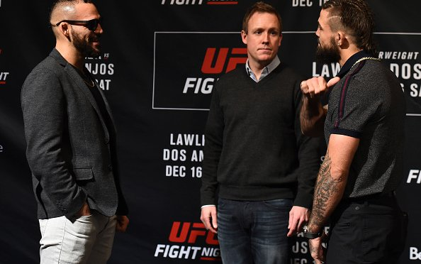 Image for UFC on FOX 26 Results