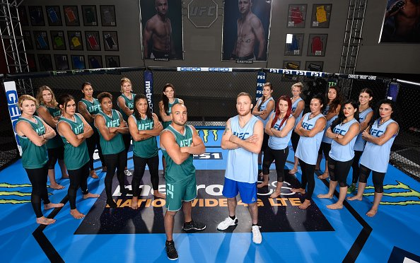 Image for TUF 26 Finale Live Results