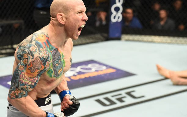 Image for Josh Emmett teases a bout with Brian Ortega