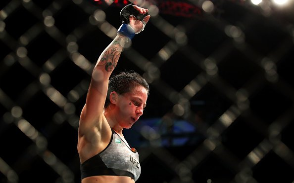 """Image for Jessica-Rose Clark on UFC Debut: """"It Was Always Going to Happen That Way"""""""