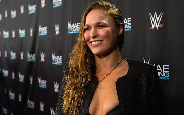 Image for Ronda Rousey Signs with WWE