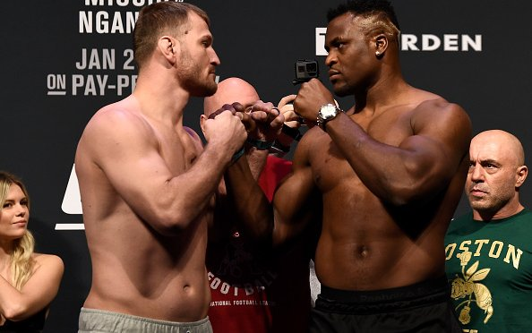 Image for Stipe Miocic vs. Francis Ngannou – UFC 260 Preview