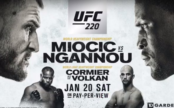 Image for UFC 220 Could Set Record for Stipe Miocic