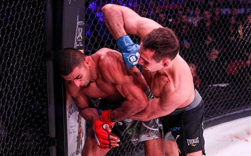 Image for MMASucka's Fight of the Month for January 2018: Rory MacDonald dethrones Douglas Lima following 25-minute battle