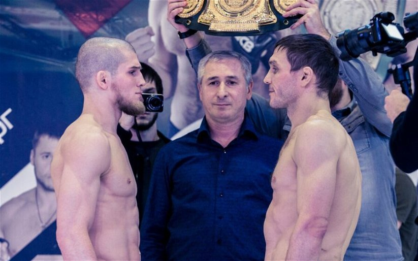 Image for Marat Balaev vs. Yusup Raisov featherweight title unification rematch set for May