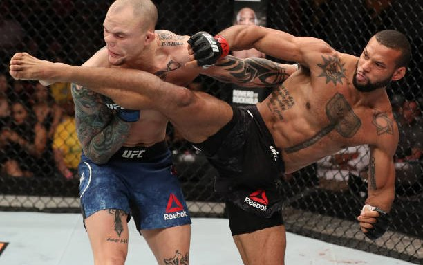 Image for UFC Fight Night 125 Standout Performances