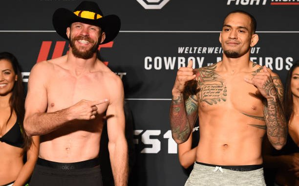 Image for UFC Fight Night 126 Results