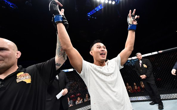Image for Fighter of Interest: Andre Soukhamthath