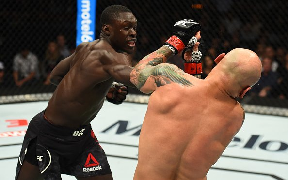 Image for UFC Fight Night 126 Standout Performances