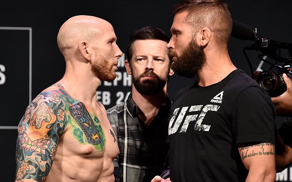 Image for UFC on FOX 28 Results