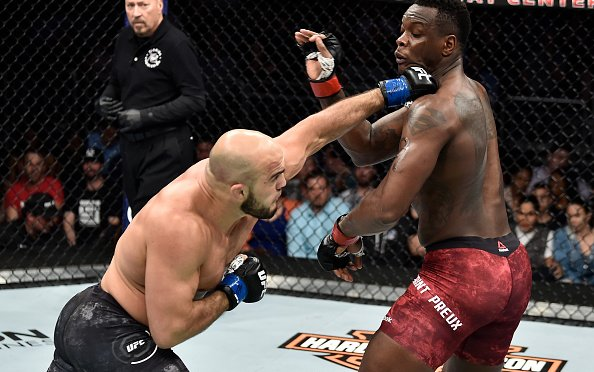 Image for UFC on Fox 28 Standout Performances