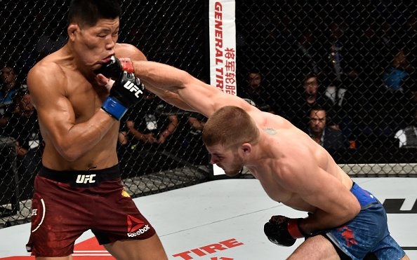 """Image for Jake Matthews: """"There's nothing like fighting in front of an Aussie crowd"""""""