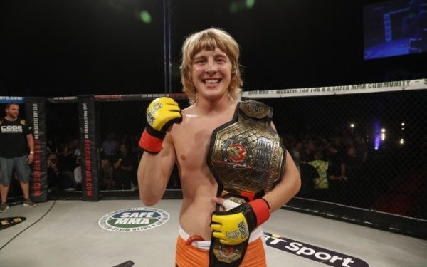 Image for Paddy Pimblett shines at CW 90, returns in style
