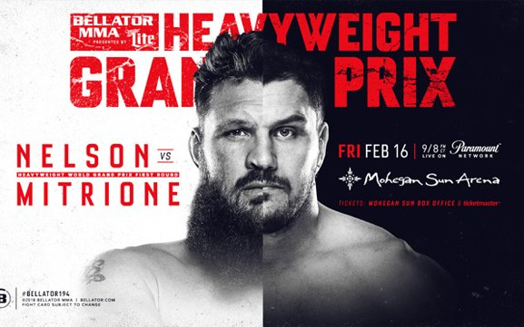 Image for Bellator 194: Nelson vs. Mitrione live results from press row