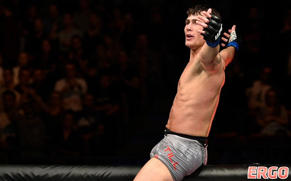Image for Darren Till Calls Out Rafael dos Anjos, Still Waiting for Reply