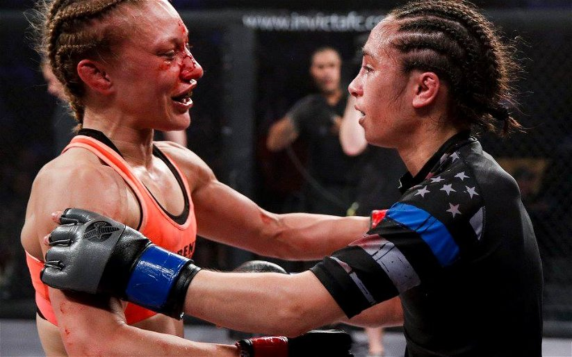 Image for The Rallying Cry for a UFC Atomweight Division