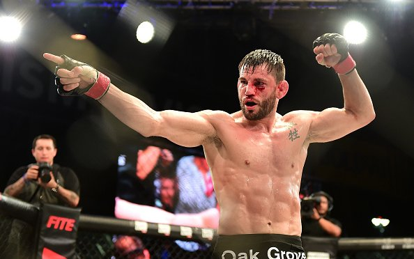 Image for Jon Fitch Ends Free Agency, Signs with Bellator