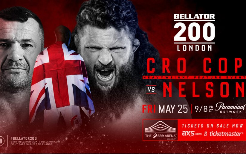 Image for Mirko Cro Cop signs with Bellator; faces Roy Nelson at Bellator 200