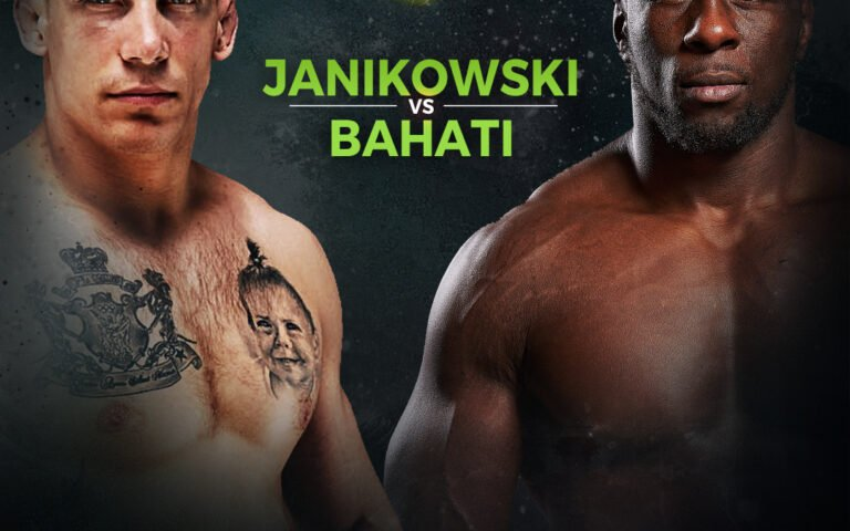 Image for Olympic medalist Damian Janikowski faces Yannick Bahati at KSW 43