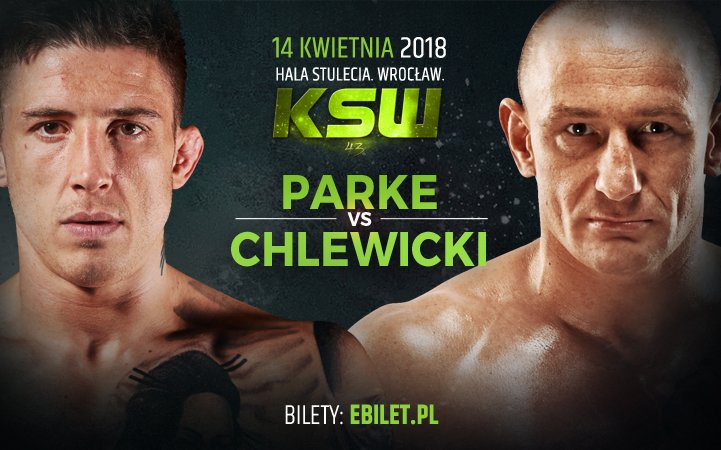 Image for Norman Parke faces Lukasz Chlewicki at KSW 43
