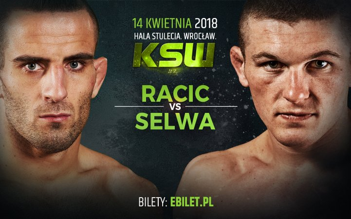 Image for KSW 43 card complete with the addition of two final fights