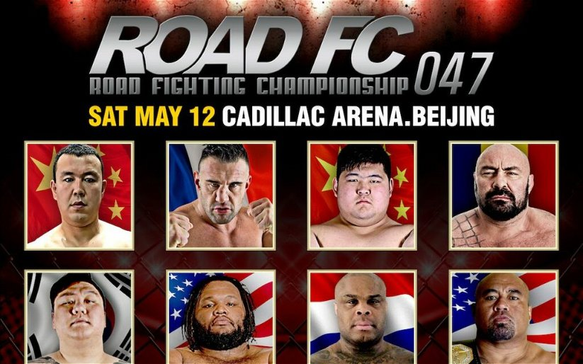 Image for ROAD FC 047 adds five bouts, including multiple former $1 Million Tournament participants