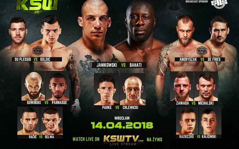 Image for KSW 43 – Results