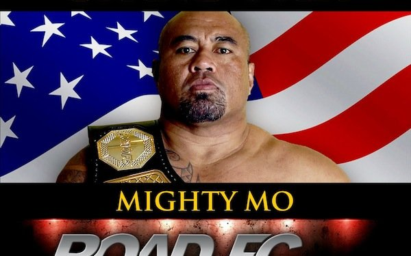 Image for Openweight Champion 'Mighty Mo' joins ROAD FC 2018 Grand-Prix