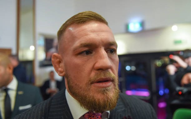 Image for NYPD has Warrant for Conor McGregor's Arrest