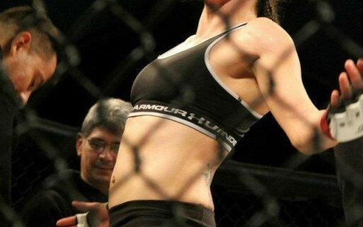 Image for Julia Avila Eager for the Potential Opportunities of Fighting for Invicta FC
