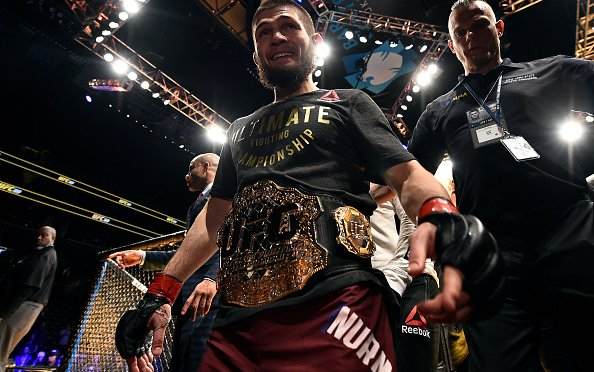 Image for Khabib Nurmagomedov's Next Opponent Could Reveal Himself in A Couple of Weeks